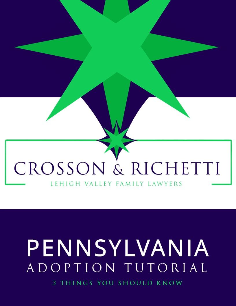 Crosson & Richetti PA Adoption Tutorial