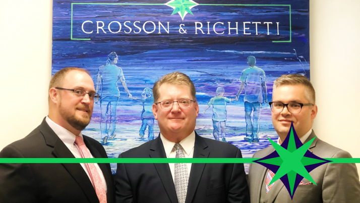 Michael Daigle Joins Crosson & Richetti Family Law