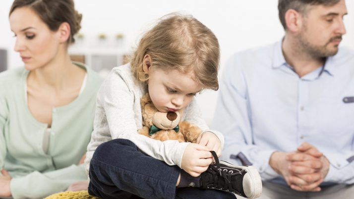 5 Tips for Helping Children Cope with Divorce