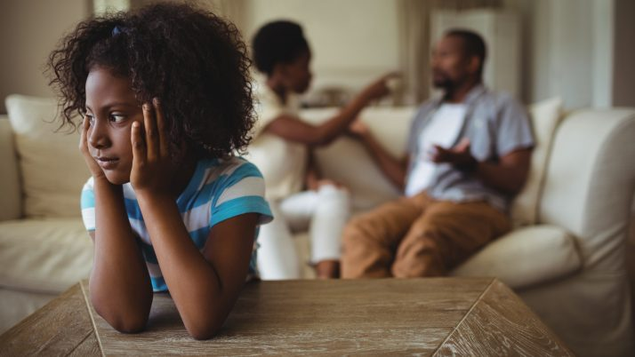 Going Through a Divorce: When Do You Have 'the Talk' With the Kids?