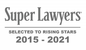 David Crosson Super Lawyers 2015 - 2021